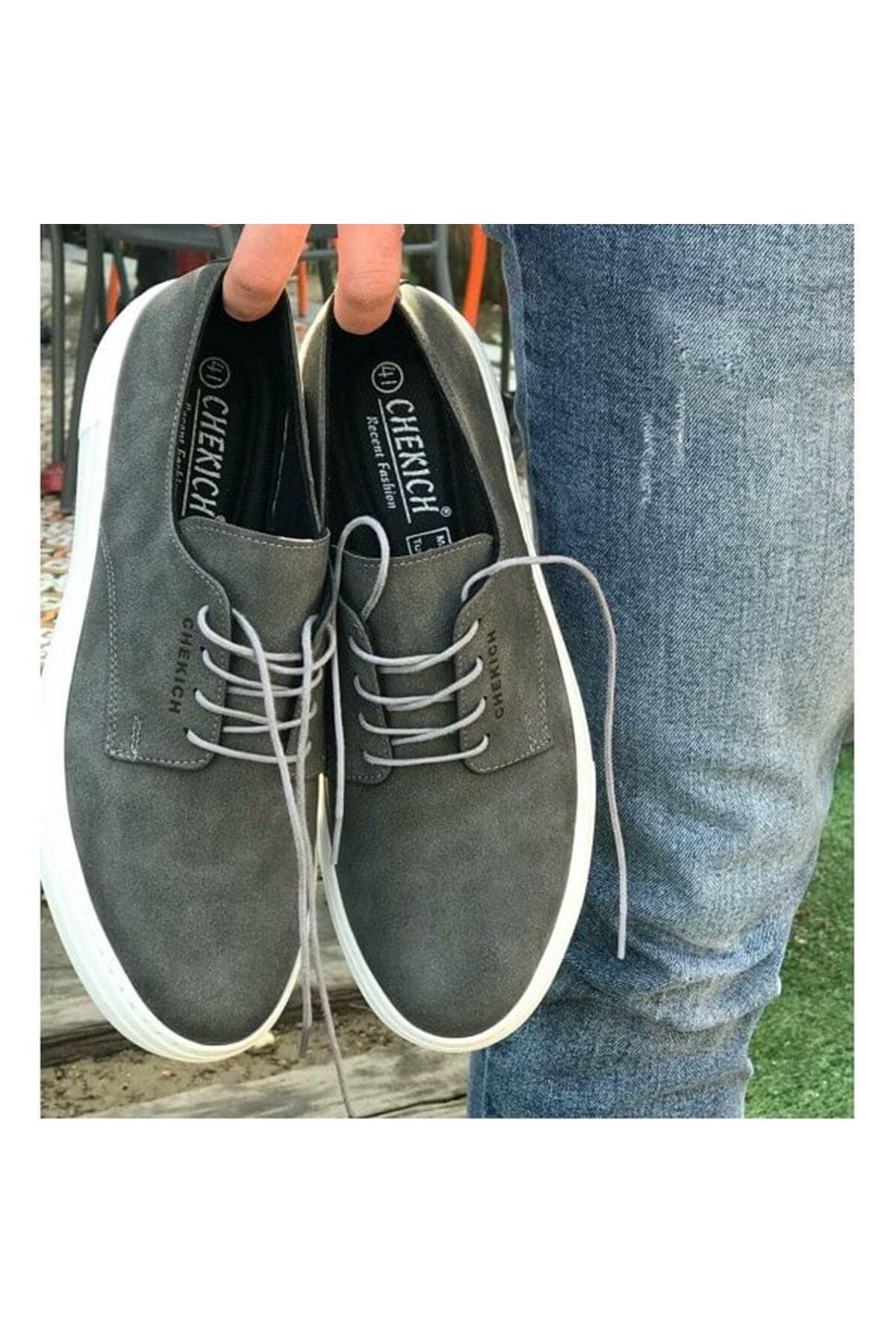 Chekich CH005 BT Erkek Ayakkabı ANTRASİT