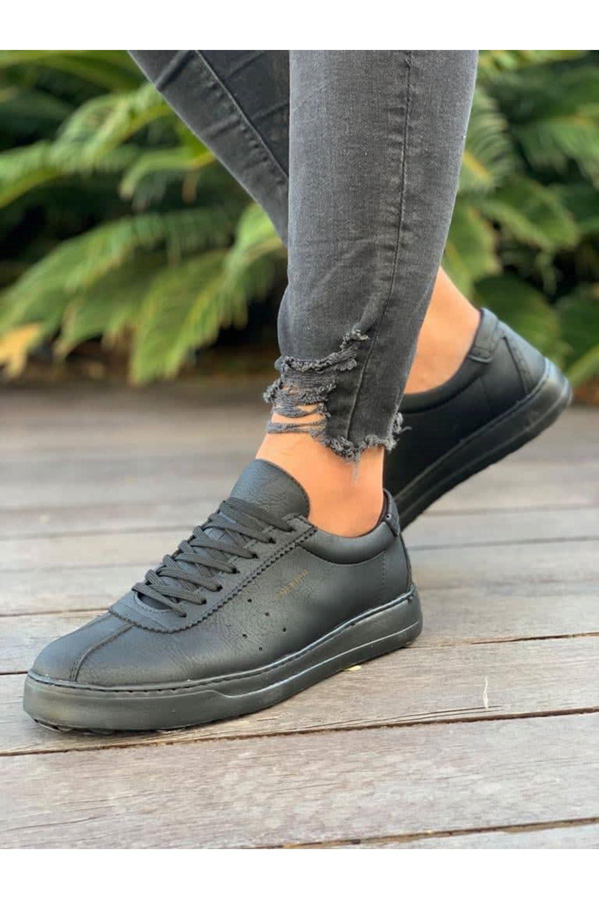 Chekich CH063 ST Erkek Ayakkabı SIYAH