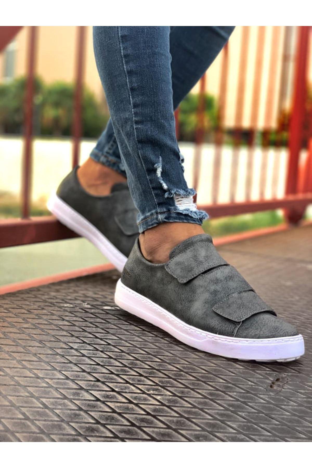 Chekich CH007 BT  Erkek Ayakkabı ANTRASİT