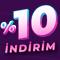 Sepette %10 İndirim