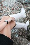 Luisa Bej Uzun Kadın Çizme